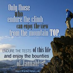 Endure the test