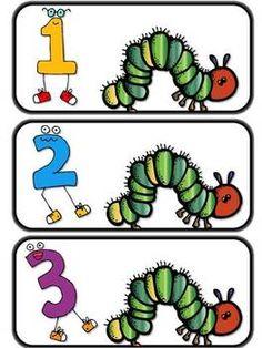 The Very Hungry Caterpillar Literacy Unit + Craftivities image 3