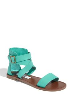 SM 'Bethanyy' Sandal $59.95 (color is so rich & leather so soft)