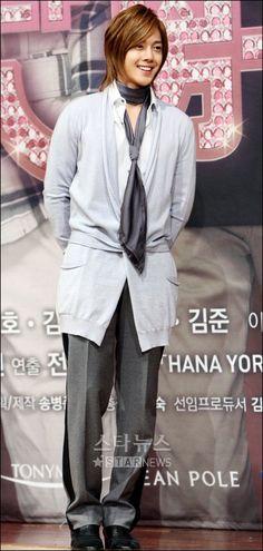 Kim Hyun Joong 김현중 ♡ long hair ♡ Boys Over Flowers ♡ Kdrama ♡ Kpop ♡