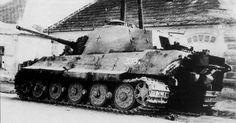 Equipment of The Balaton Battle - English Russia Tiger Ii, Tiger Tank, Tank Destroyer, Ww2 Tanks, World Of Tanks, Military Photos, Panzer, Soviet Army, Armored Vehicles