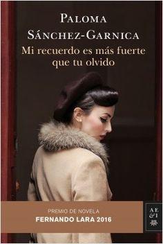 Premio de Novela Fernando Lara 2016. Estará firmando ejemplares en la Feria www.ferialibromadrid.com