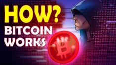 HOW BITCOIN BLOCKCHAIN WORKS Bitcoin Cryptocurrency, Blockchain, It Works, Investing, About Me Blog, Learning, Wordpress, Videos, Youtube