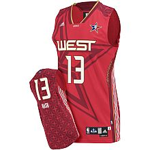 size 40 0b82e 7fe35 Kobe Bryant Jersey, Los Angeles Lakers Western Conference Red NBA 2010 All  Star Jersey
