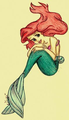 The Little Mermaid - My daughter loved this movie when she was little and still does