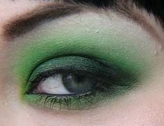 Sweet & Punchy eye makeup tutorial