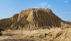 Las pirámides de Tucume Chiclayo Lambayeque PERU