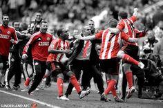 When Sunderland beat Newcastle 3-0!!