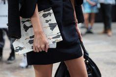 Australia Fashion Week 2014 Street Style