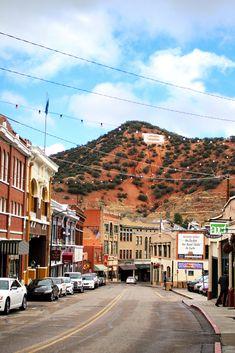Bisbee, Arizona, USA travel blogger