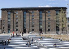 London's newest public square - Granary Square