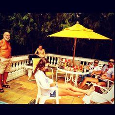 Lima Duarte, Pit Passarell, @karinamaluf, @viniciusyamada http://instagram.com/p/T3zFclJa5y/ — com Karina Maluf em Indaiatuba.