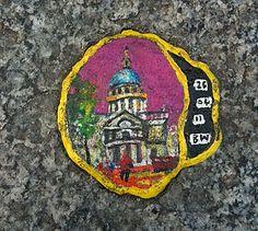 mr Ben Wilson aka The Chewing Gum Man Ben Wilson, Mr Ben, Things To Do In London, Chewing Gum, Weird Art, Outsider Art, Art School, Street Art, Painting