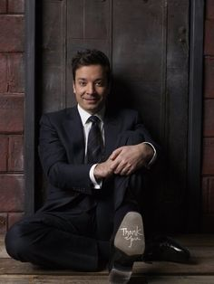 Jimmy Fallon - funny is so sexy!
