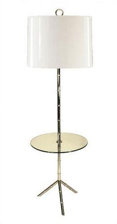 """Jonathan Adler Meurice 66.75"""" Tripod Floor Lamp"""