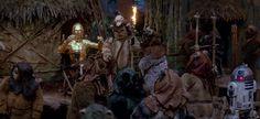 STAR WARS VI RETURN OF THE JEDI (1983)