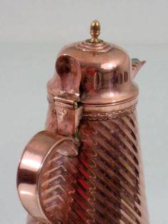Copper Pitcher