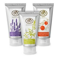 McEvoy Ranch, 80 Acres Body Care - Hand and Body Lotion in Lavender, Verde and Blood Orange