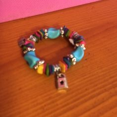 Bracelet Multi colored small bracelet for very small wrist or kid Jewelry Bracelets