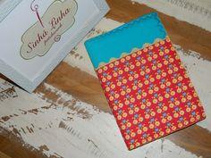 Caderno Blue Red - Ref FA0253 R$30.00