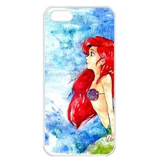 Beautiful The Little Mermaid Art Iphone 4 case. I.....must.....have.....this!!!!