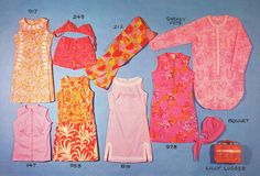 Lilly Pulitzer Spring Catalog product from 1977