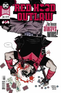 Read Red Hood And The Outlaws 2016 Issue 34 page 1 online Comic Book List, Dc Comic Books, Red Hood Comic, Red Hood Jason Todd, Read Red, Univers Dc, Squirrel Girl, Nightwing, Cultura Pop