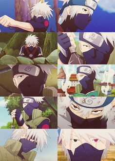 Kakashi gets All. The. Awards.      Dats my man......