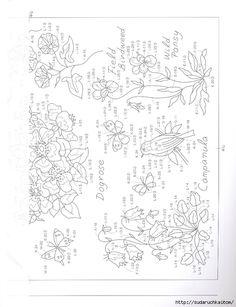 """""""Рельефная вышивка - идеи декора"""". Книга по рукоделию.. Обсуждение на…"""