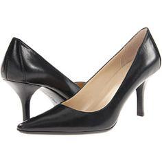 The perfect black Calvin Klein heel. Love.