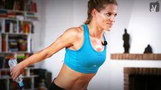 Fit in 4 Wochen - Tag 6 - Dein Workout für Brust und Arme.....wirklich tolle videos und gute übungen :-D