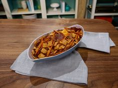 Pizza Party Mix recipe from Katie Lee via Food Network (Season 8/Deck Your Halls with Delicious)