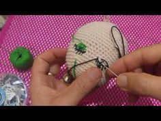 7.video /Kolay Amigurumi Barbie bebek göz Yapımı | CROCHET Video Tutorial - YouTube Crochet Motifs, Crochet Doll Pattern, Crochet Dolls, Crochet Patterns, Amigurumi Patterns, Amigurumi Doll, Doll Videos, Turtle Pattern, Crochet Instructions