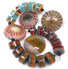 Harold Williams Cooney.... Florida Trade Beads