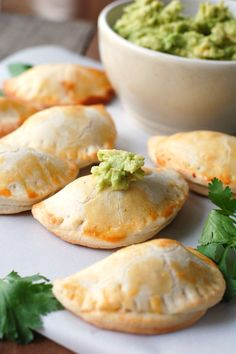 Baked Easy Chicken Empanadas are a little cheesy, spicy, and delicious, making them the perfect party food.  So ya, I am back again with one more Cinco de Mayo treat this week. Just can't help myself, it is one of my favorite food holidays. Really, I wanted to share these little pockets full of fiesta flavors; chicken, cheese,...Read More »