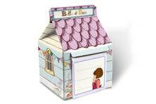 Belle & Boo: Stickerbox. Lieblingshelden für überall. Belle und Boo als Aufkleber am laufenden Band.