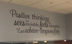 Inspirational Word Walls are a great way to decorate classroom walls! #BacktoSchool