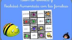 Vídeo «taller de robótica con las familias 1» subido por Cati Navarro para la aplicación de la actividad de robótica, geometría y la app Augmented polyhedrons mirage . #robótica #códigosQR #realidadaumentada #infantil #RA #AR #educación #beebot #matemáTICas #matemáticas