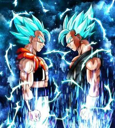 Vegito screenshots, images and pictures - Comic Vine