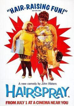 Ver película Hairspray online latino 1988 gratis VK completa HD sin cortes…