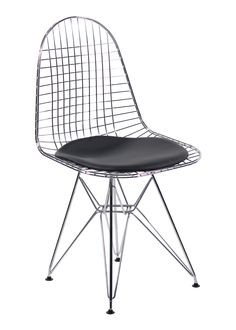 Tulipe chaises s jours meubles fly pour chaises for Chaise tulipe fly