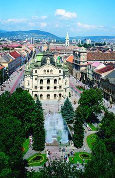košice-slovakia-National Theatre