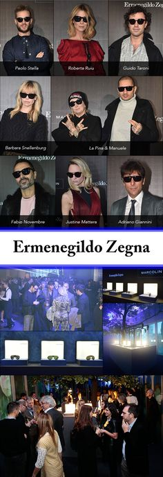 Celebrating Ermenegildo Zegna's Latest Launch: http://eyecessorizeblog.com/2014/12/celebrating-ermenegildo-zegnas-latest-launch/