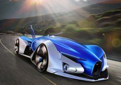 Bugatti by Hochschule Pforzheim MA Han Lee