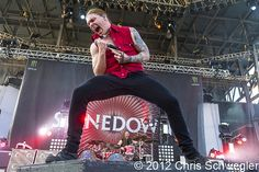 Shinedown - Brent Smith