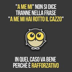 """Mi piace"": 7,105, commenti: 29 - Io Ti Maledico. (@iotimaledico_real) su Instagram: ""#iotimaledico"" Funny Memes, Hilarious, I Hate My Life, Haha, Fandoms, Comics, Words, Instagram Posts, Quotes"