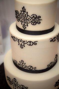 Black + White Design  Sugar Circus