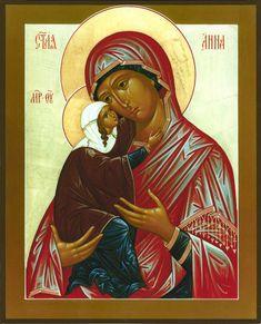 St Anna, Myrrhstreaming