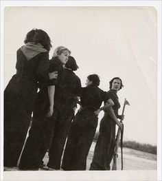 Spanish civil war. Gerda Taro