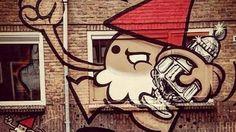 Feyenoord-Utrecht beker 2016 graffiti oorlog